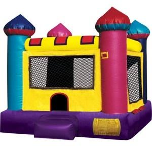 Castle Bounce House,15' X 15' X 15'