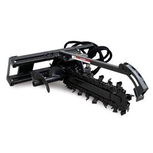 Bobcat® MT52 Trencher Attachment
