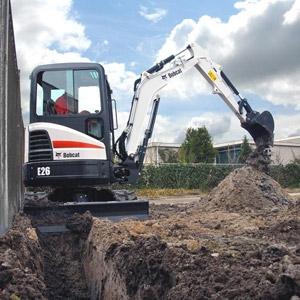 Bobcat® Mini Excavator
