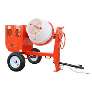 Towable Concrete Mixer
