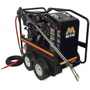 Pressure Washer Hot/Cold 3500 psi