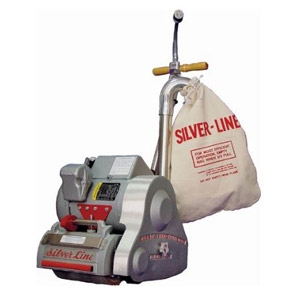 Orbital Refinishing Floor Sander