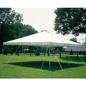20' x 20' Canopy Pole Tent