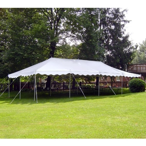 20' x 40' Canopy Pole Tent