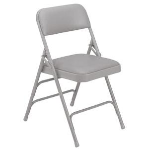 EventXpress™ Gray Folding Chair