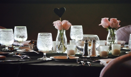 Renting Everything You Need For A Table Setting