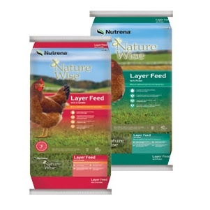 NutrenaNatureWise® Poultry Feed, 40 lbs. Pellet or Crumble