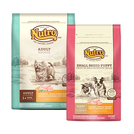 $8 Off Nutro Natural Choice Dog Food 30lb Bags