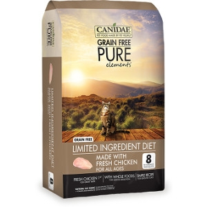 Canidae Grain Free Pure Elements 8lb