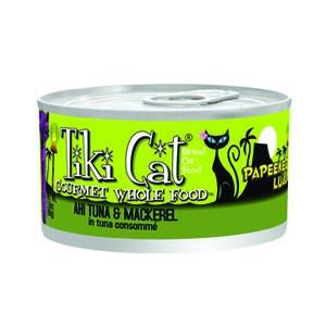 Tiki Cat Papeekeo Luau Ahi Tuna