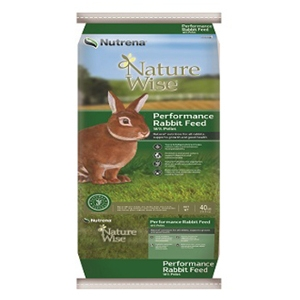 Nutrena NatureWise 18% Performance Rabbit Feed