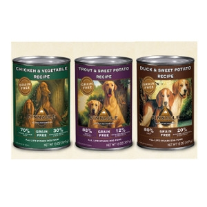 Pinnacle Canned Dog Food Special