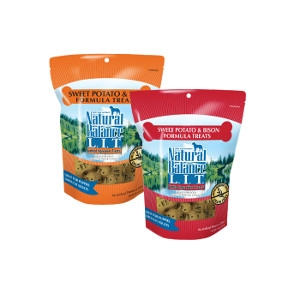 $1 Off L.I.T Natural Balance Dog Treats