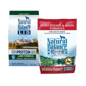 $6 Off Natural Balance Big Bags