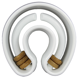 Starmark Treat Ringer Horseshoe for Dogs