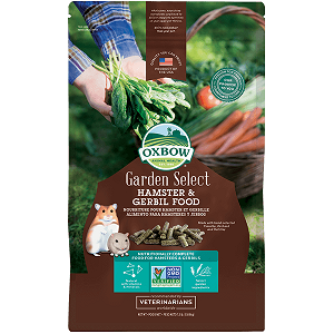Oxbow Animal Health Garden Select Hamster & Gerbil Food