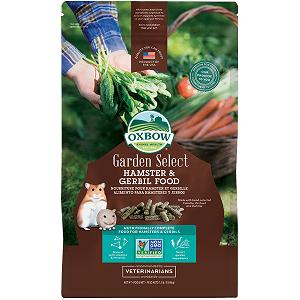 Oxbow Animal Health Garden Select Hamster & Gerbil Food
