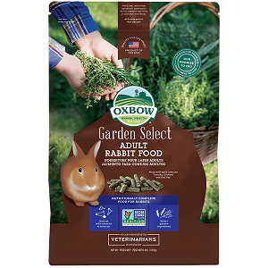 Oxbow Animal Health Garden Select Adult Rabbit Food