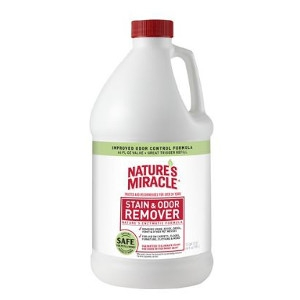 Nature's Miracle Stain and Odor Remover 1 Gallon