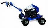 BLUE BIRD DOG FENCE TRENCHER / BED EDGER