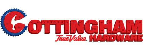 Cottingham True Value Hardware Logo