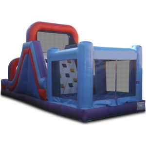 3-in-1 Bounce House