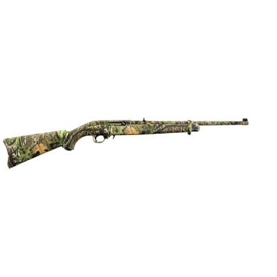 Ruger 10/22 Mossy Oak Camo Carbine Rifles
