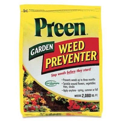 Preen Garden Weed Preventer, 13 lbs.
