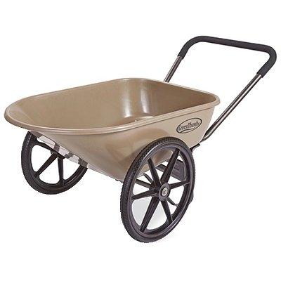 Two Wheel Garden Cart, 6 Cu. Ft.