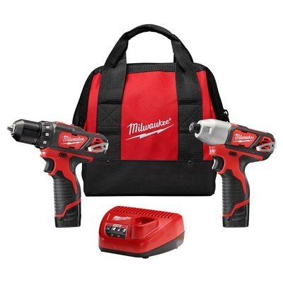 M12 Cordless Drill / Driver Kit Combo