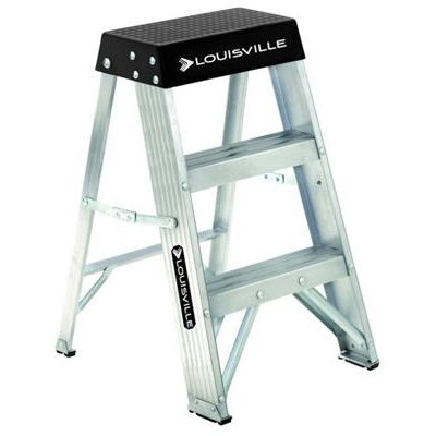 2' Aluminum Step Ladder