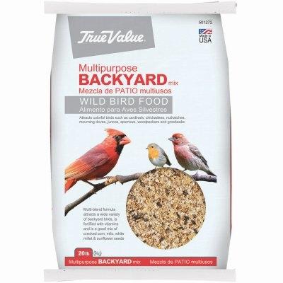 Wild Bird Food, 20 lbs.