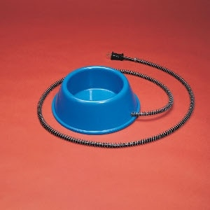 Allied Precision Heated Pet Bowl 50 watt