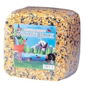 Munch-N-Crunch Wildlife Block 15 lb.