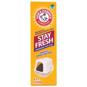 ARM AND HAMMER JUMBO DRAWSTRING LINERS