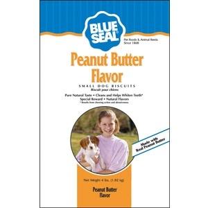 Peanut Butter Flavor Dog Biscuits