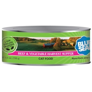 Life Stages Beef & Vegetable Harvest Supper Canned Cat Food