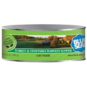 Life Stages Turkey & Vegetable Harvest Supper Canned Cat Food
