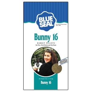 Blue Seal Bunny 16 Rabbit Feed 5 lb
