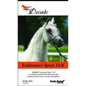 DECADE® Edurance Sport 11:8™ Horse Feed