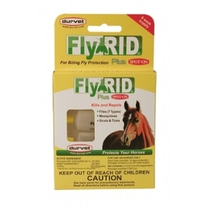 Fly Rid Plus Spot-On 3 Dose