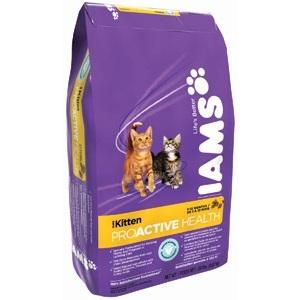 Pro Active Health Kitten Food by Iams