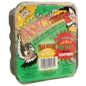 Insect Treat Premium Suet Cake 11.75 oz.