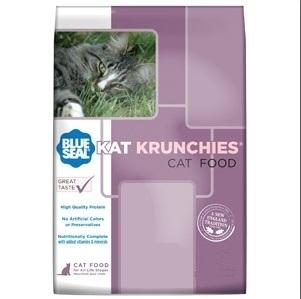 Kat Krunchies® Dry Formula Cat Food 5 lb.