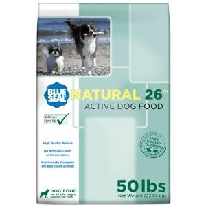 Natural 26 Dog Food