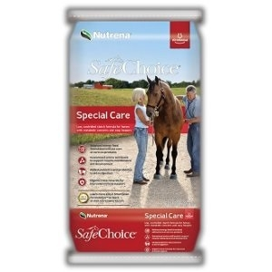 Nutrena® SafeChoice® Special Care Horse Feed