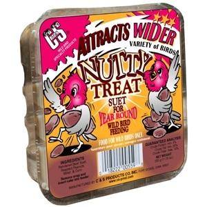Nutty Treat Suet 11.75 oz.