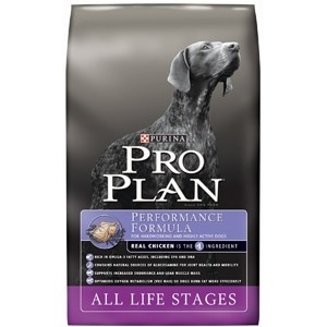 Purina Pro Plan Performance Formula for Dogs