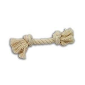 Flossy Chews Mini White Rope Bone