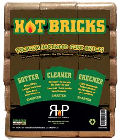 Renewable Heat Products Hot Bricks